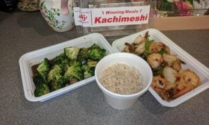 Winning Meals 'Kachimeshi'